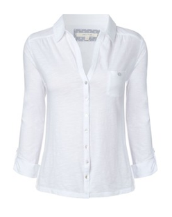 White Button Down Shirt — Another Wardrobe Essential - High Heels ...