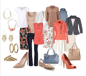 Endless spring wardrobe #930