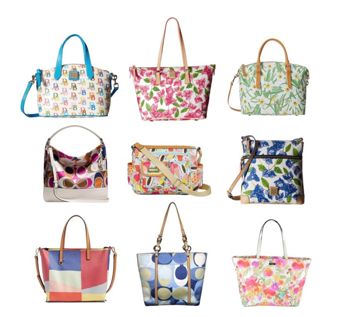 Colorful Purses Set 973